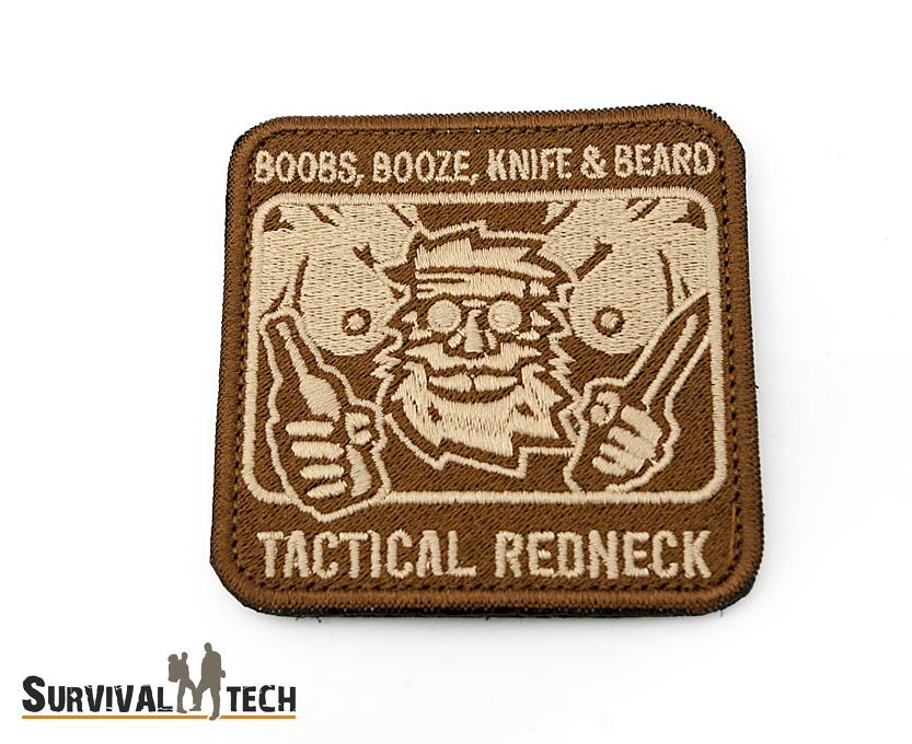 Patch Tactical Redneck