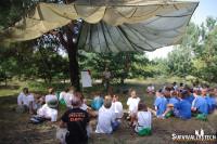 """Wicek"" scouts meeting 2013"
