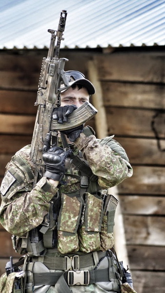 Combat SERE (25)