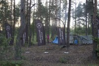 Full two-days survival training for Mercedes - June 2016