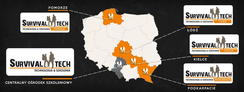 Survivaltech Polska - szkolenia survivalowe