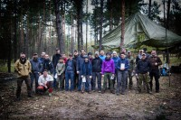 Full two-days survival school - April 2017