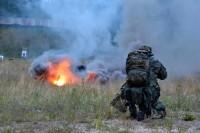Combat SERE training - July 2017