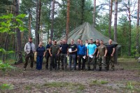 Pełne szkolenie survivalowe dwa dni - wrzesień 2018