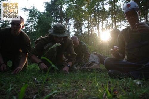 Pełne szkolenie survivalowe - czerwiec 2012