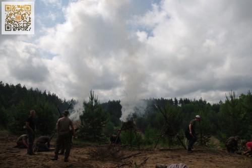 Pełne szkolenie survivalowe - czerwiec 2013