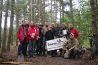 Full two-days survival training September 2014