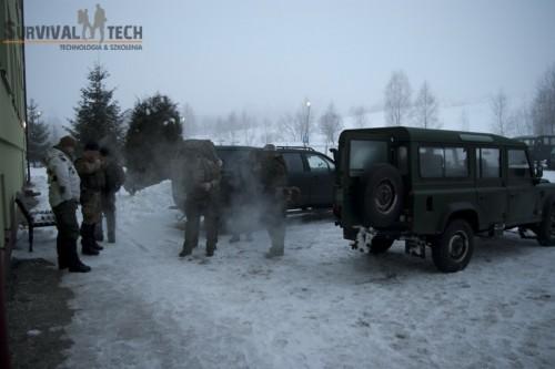 Szkolenie dla Jednostki Wojskowej Formoza
