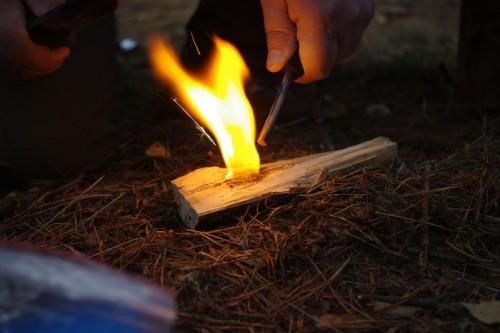 Pełne szkolenie survivalowe - grudzień 2012