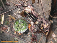Real survival kitchen classes in May