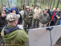 Full two-days survival training May 2015