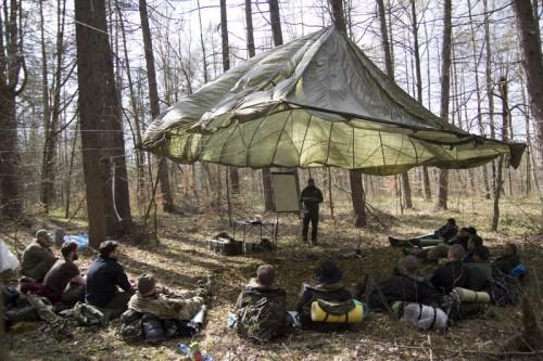 Pełne szkolenie survivalowe - 2 dni /Trójmiasto/
