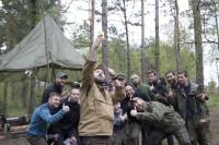 Pełne szkolenie survivalowe - kwiecień 2017