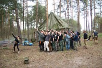 Full two - days survival course - April 2018