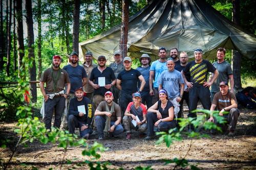 Pełne szkolenie survivalowe - 2 dni Czerwiec 2018