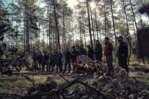 Pełne szkolenie survivalowe - 2 dni