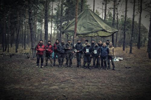 Szkolenie survivalowe październik 2019 - szkoła przetrwania