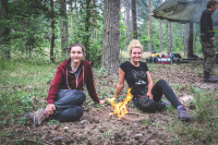 Full two days survival course in Poland - July 2021